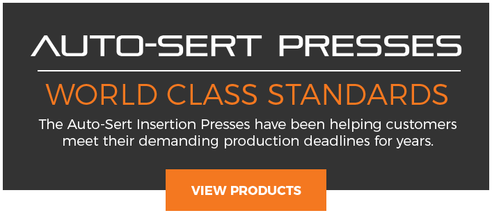 Auto-Sert Presses Description