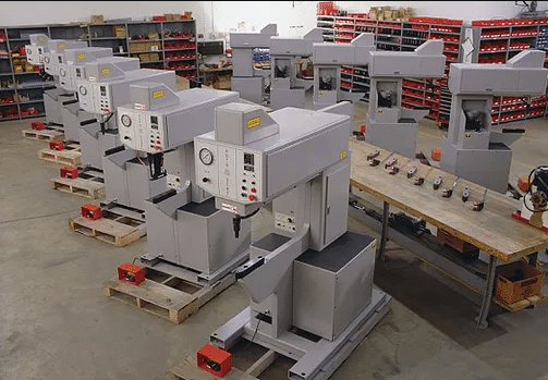 Custom Hardware Insertion Presses