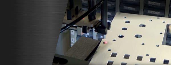 Auto-Sert insertion presses are laser accurate