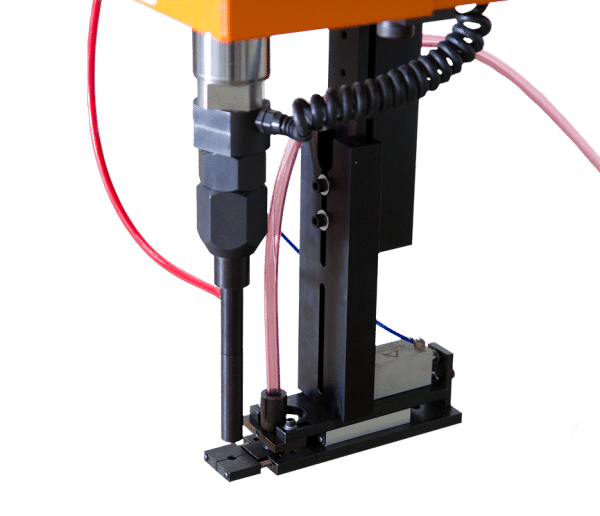 Auto-Sert insertion press footer